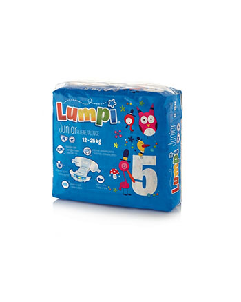 Diapers L (small Pack)